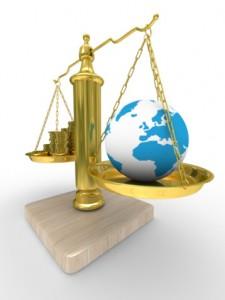 scales-money-globe